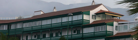 appartamenti vacanze con balconi verdi, puerto de la cruz