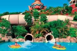 ef748d27d2a3 Parco acquatico Siam Park a Tenerife.
